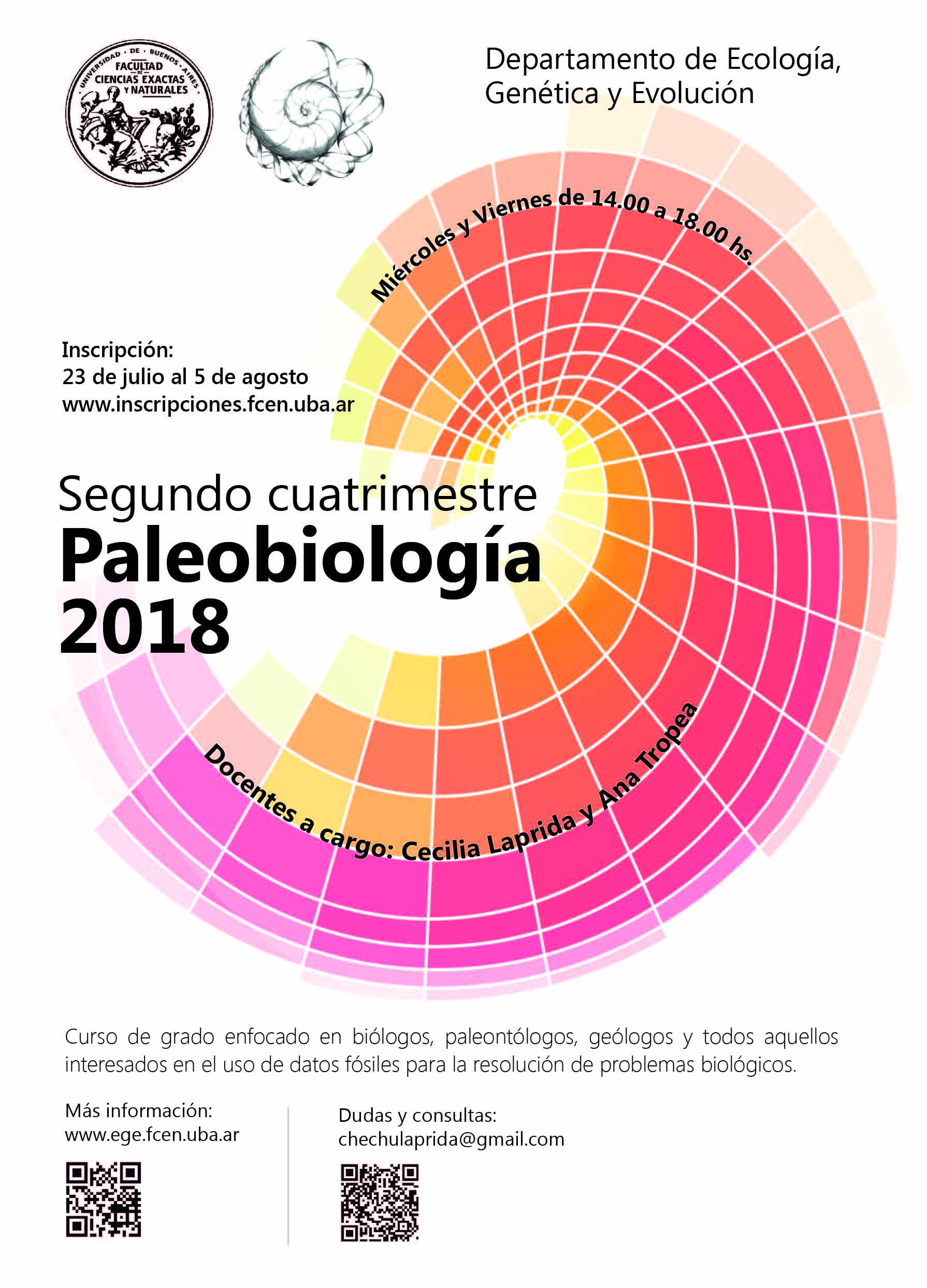 Afiche-A3_Paleobiología-2018_1