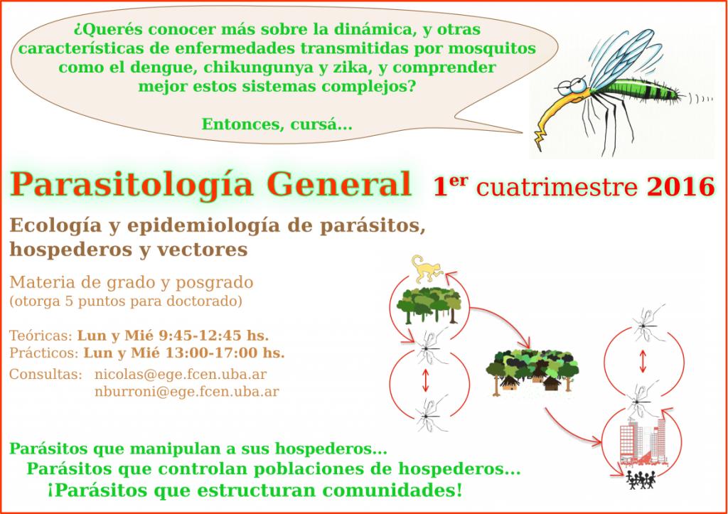 Parasitología 2016
