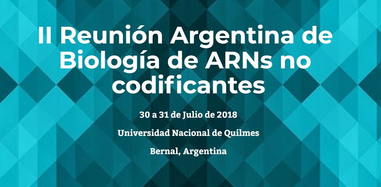 reunion argentina de biología 2018